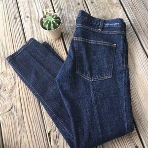 Current Elliott Deadstock Skinny Jeans Sz 28